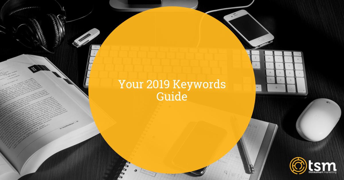 2019 Keywords Guide - TSM