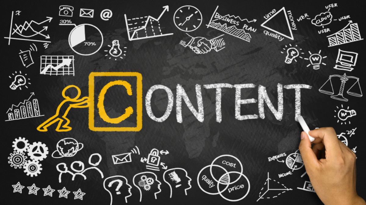 Content planning framework - TSM